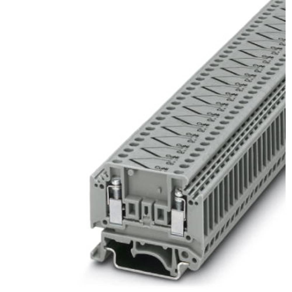 Ark / modulopbyggede afbryde terminal MTKD-CU / CUNI MTKD-CU/CUNI Phoenix Contact Indhold: 50 stk