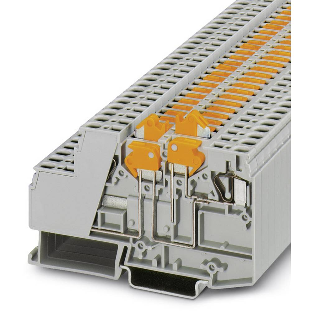 Ark / modulære afbryde terminal ZDMTK 2.5-TWIN Phoenix Contact ZDMTK 2,5-TWIN Grå 50 stk