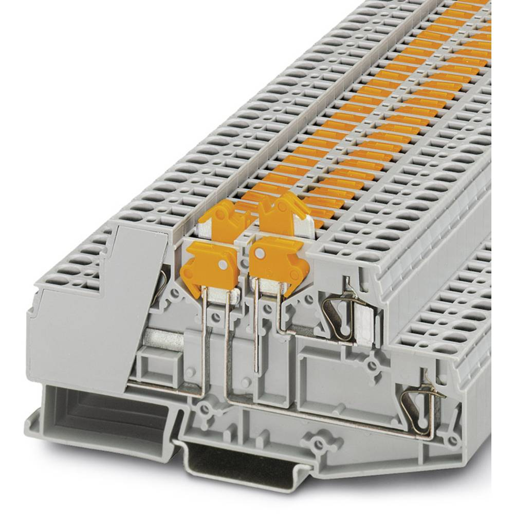Ark / modulopbyggede afbryde terminal ZDMTK 2.5 Phoenix Contact ZDMTK 2,5 Grå 50 stk