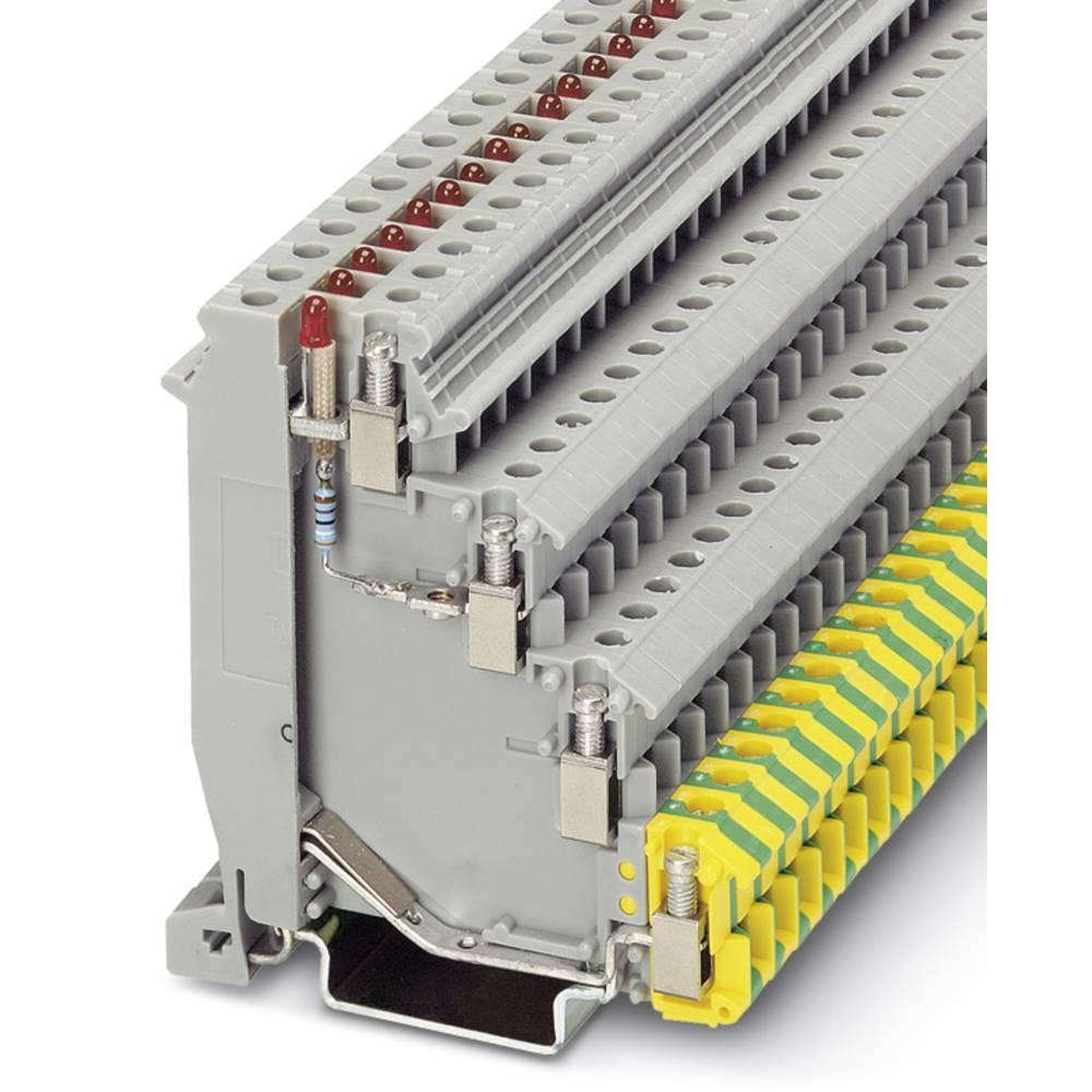 Initiativtager / aktuator terminal VIOK 1.5 LA230GN / O MO Phoenix Contact VIOK 1,5-LA230GN/O-MO Grå 50 stk