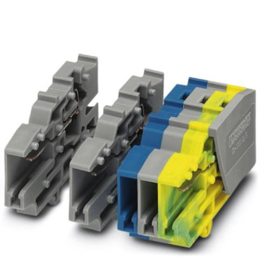 Kobling SC 2,5-RZ / 1-L Phoenix Contact SC 2,5-RZ/ 1-L Grå 50 stk