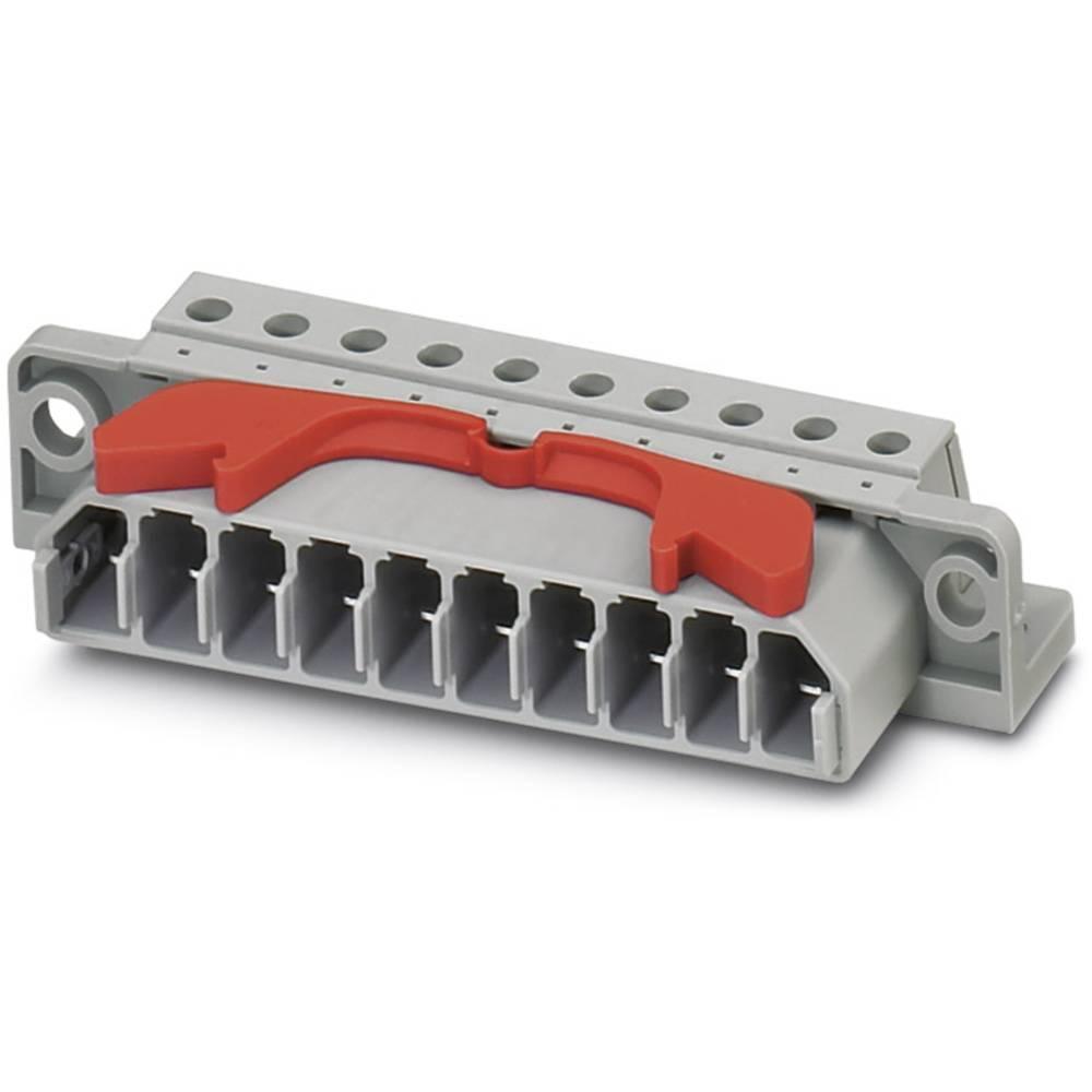 Plug HCC 4-M BK HCC 4-M BK Phoenix Contact Indhold: 50 stk