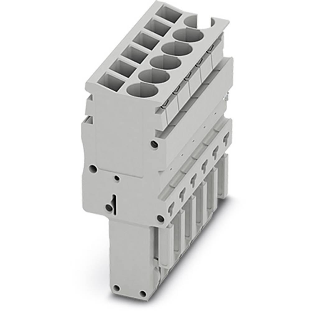 Plug SP-H 2,5 / 1 Phoenix Contact SP-H 2,5/ 1 Grå 50 stk