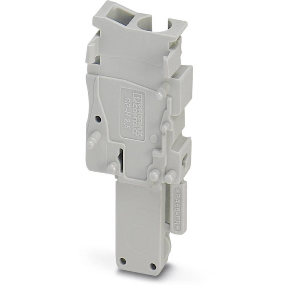 Plug SP-H 2,5 / 1-M Phoenix Contact SP-H 2,5/ 1-M Grå 50 stk