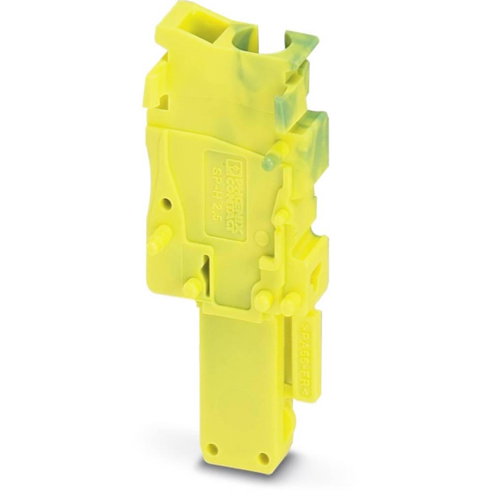 Sæt SP-H 2,5 / 1-M GNYE Phoenix Contact SP-H 2,5/ 1-M GNYE Grøn-gul 50 stk