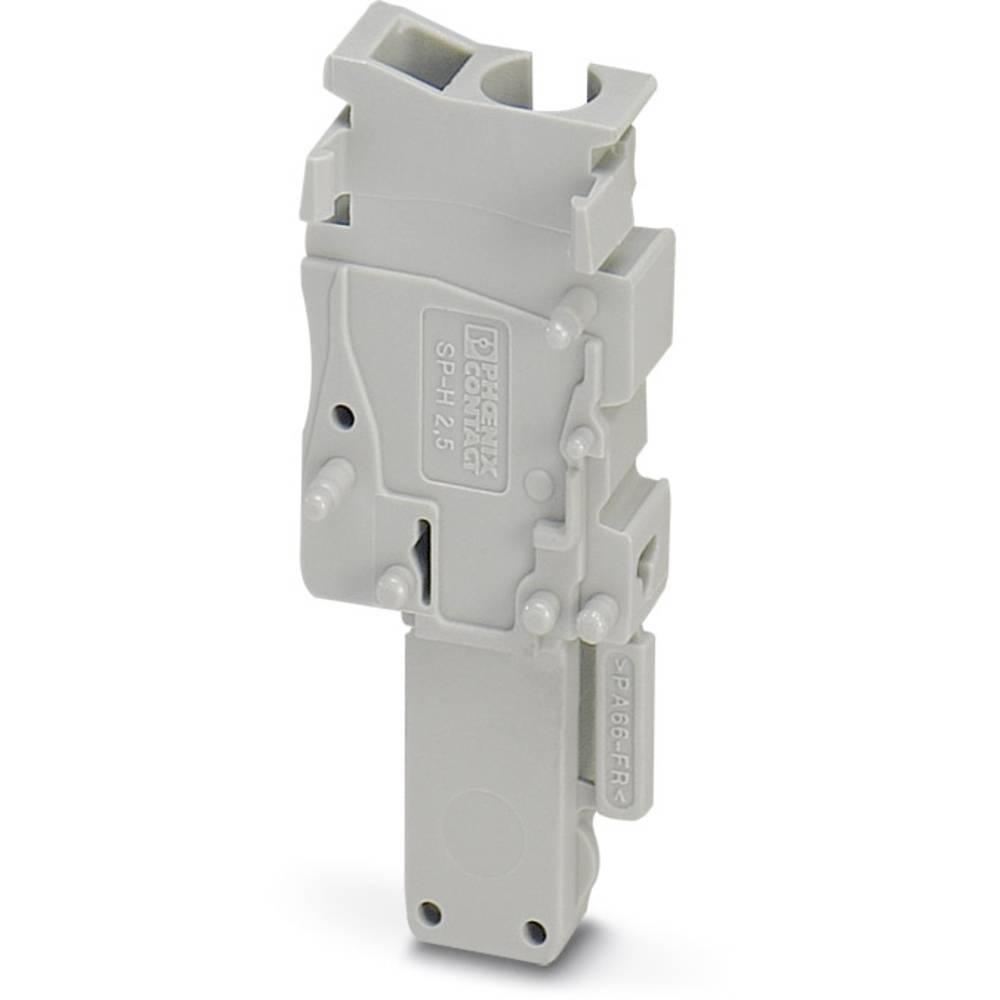 Plug SP-H 2,5 / 1-R Phoenix Contact SP-H 2,5/ 1-R Grå 50 stk