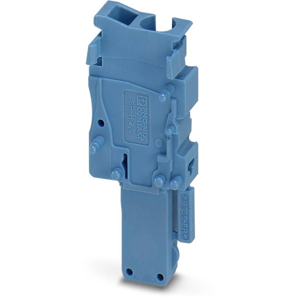 Sæt SP-H 2,5 / 1-R BU Phoenix Contact SP-H 2,5/1-R BU Blå 50 stk