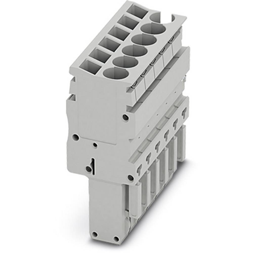 Plug SP-H 2,5 / 6 Phoenix Contact SP-H 2,5/ 6 Grå 25 stk