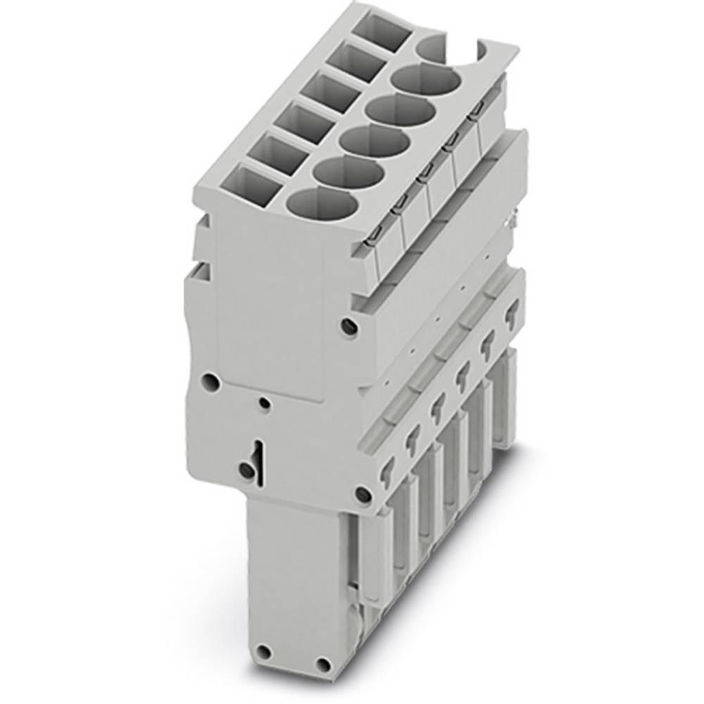 Plug SP-H 2,5 / 9 Phoenix Contact SP-H 2,5/ 9 Grå 25 stk