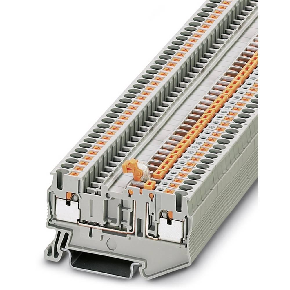 Ark / modulopbyggede afbryde terminal PT 2.5 MT OG Phoenix Contact PT 2,5-MT OG Orange 50 stk