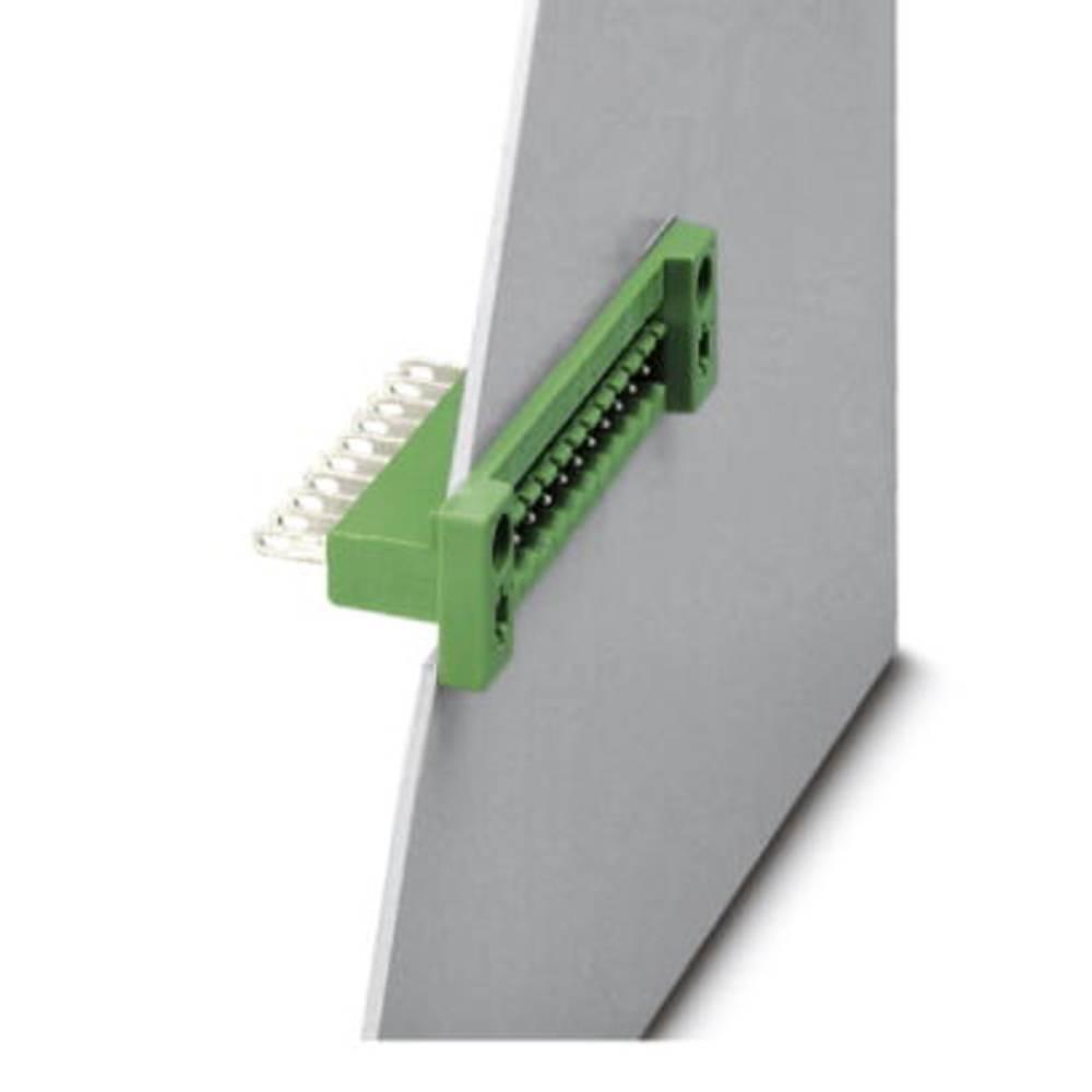 Stiftkabinet-kabel DFK-MSTB (value.1360616) Samlet antal poler 16 Phoenix Contact 0707235 Rastermål: 5 mm 50 stk