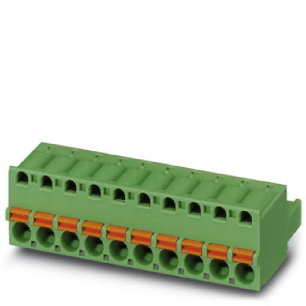 Tilslutningskabinet-kabel FKC Samlet antal poler 18 Phoenix Contact 1910513 Rastermål: 5 mm 50 stk