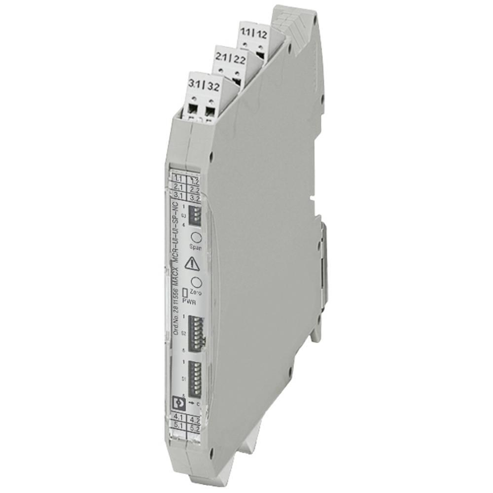 MACX MCR-UI-UI-SP-NC - razdelilni ojačevalnik Phoenix Contact MACX MCR-UI-UI-SP-NC kataloška številka 2811556 1 kos