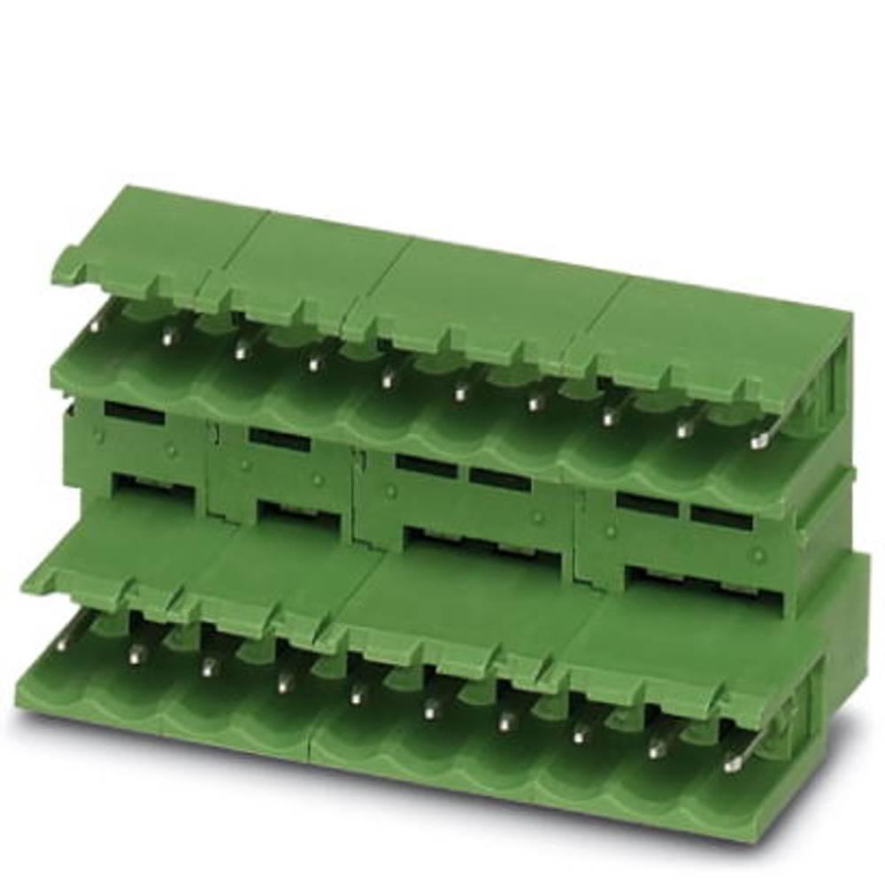 Pinsko ohišje za tiskano vezje MDSTB Phoenix Contact 1762062 raster: 5.08 mm 50 kosov