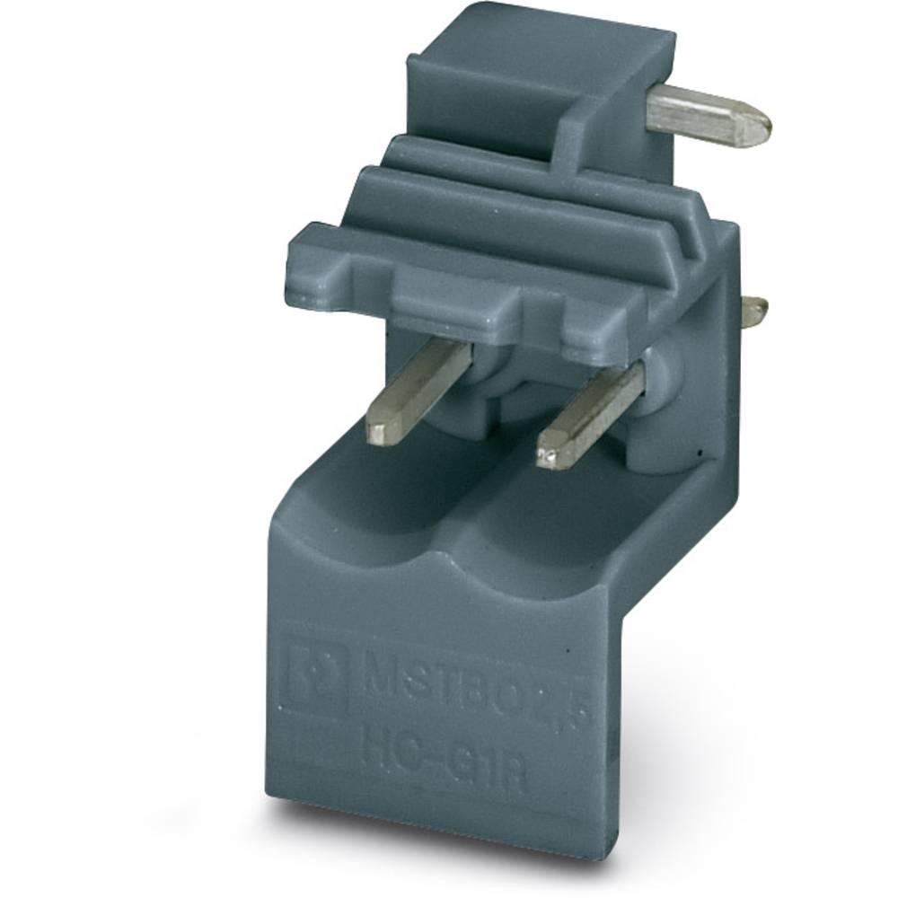 Pinsko ohišje za tiskano vezje MSTBO Phoenix Contact 2854283 raster: 5 mm 50 kosov