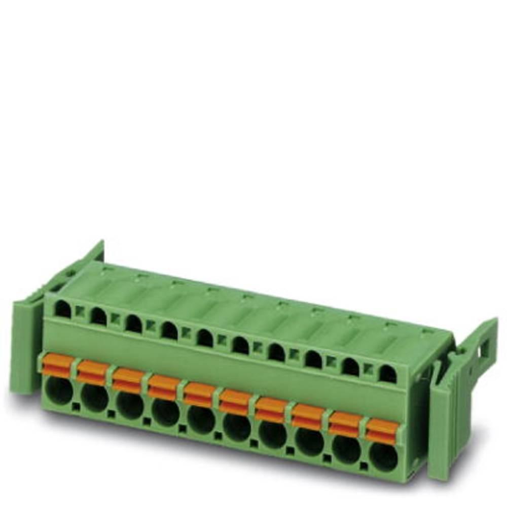Tilslutningskabinet-kabel FKC (value.1361088) Samlet antal poler 7 Phoenix Contact 1925744 Rastermål: 5.08 mm 50 stk