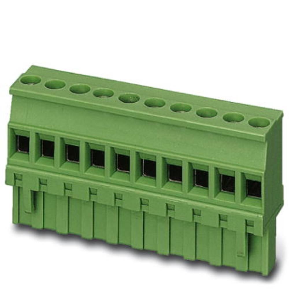 Tilslutningskabinet-kabel MVSTBR (value.1360743) Samlet antal poler 11 Phoenix Contact 1792100 Rastermål: 5 mm 50 stk