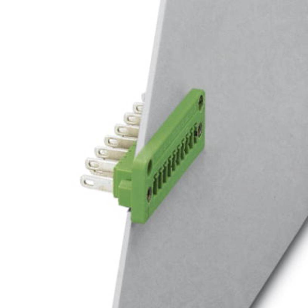 Tilslutningskabinet-kabel DFK-MC Samlet antal poler 11 Phoenix Contact 1829426 Rastermål: 3.81 mm 50 stk