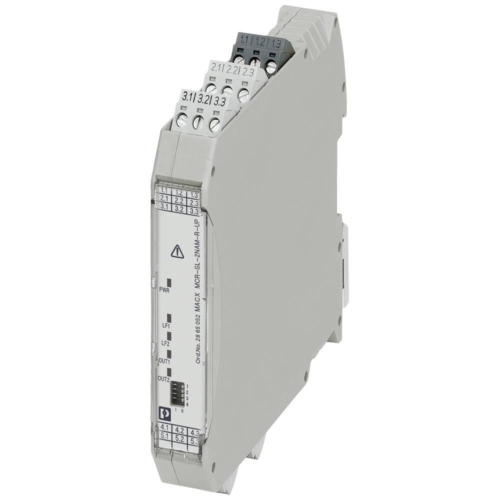 MACX MCR-SL-2NAM-R-UP-SP - ločilni ojačevalnik Phoenix Contact MACX MCR-SL-2NAM-R-UP-SP kataloška številka 2924304 1 kos