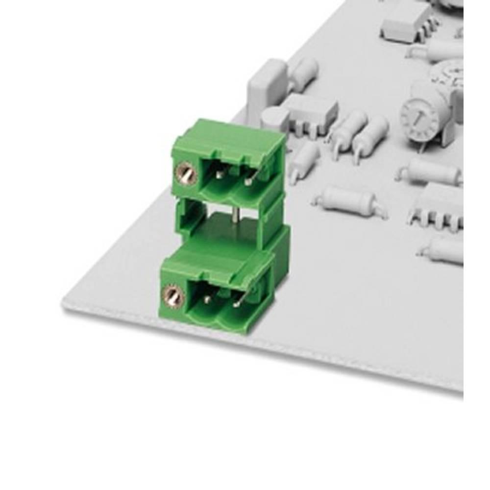 Pinsko ohišje za tiskano vezje MSTBA Phoenix Contact 1746949 raster: 5.08 mm 50 kosov