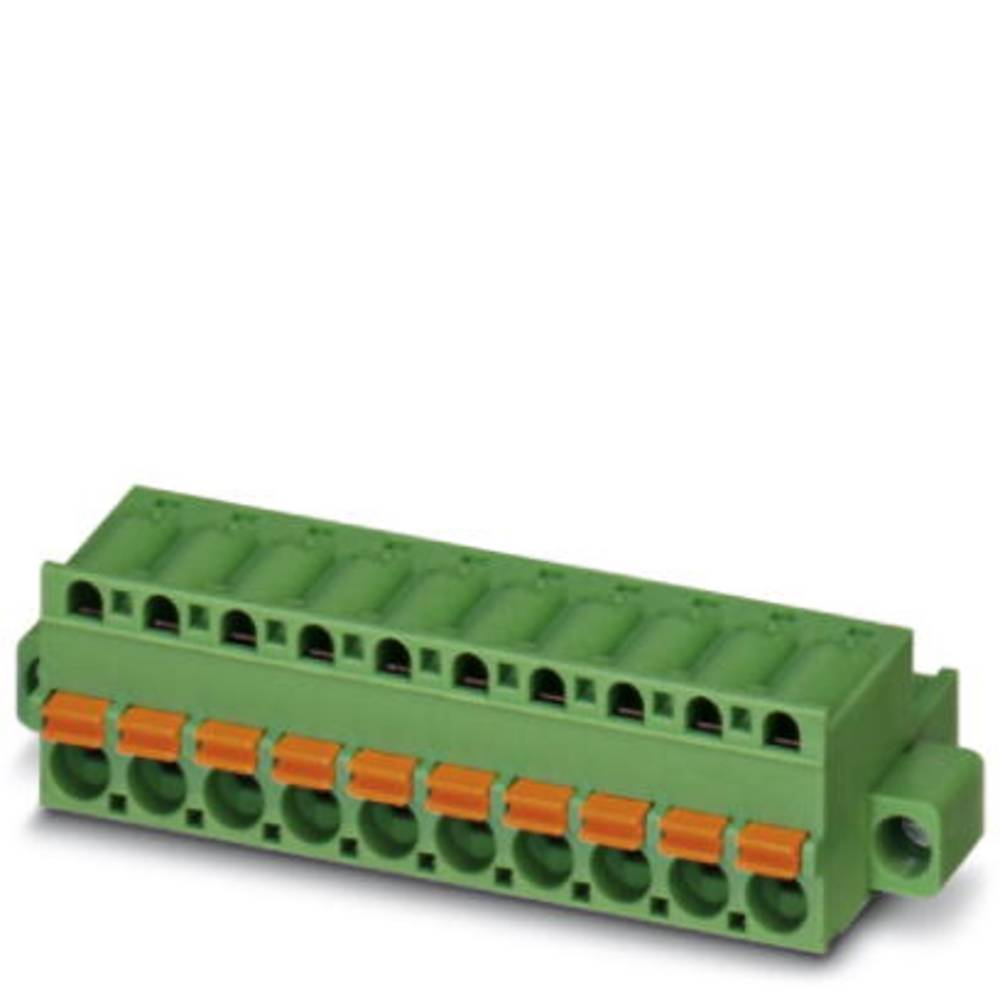Tilslutningskabinet-kabel FKC Samlet antal poler 3 Phoenix Contact 1873210 Rastermål: 5.08 mm 100 stk