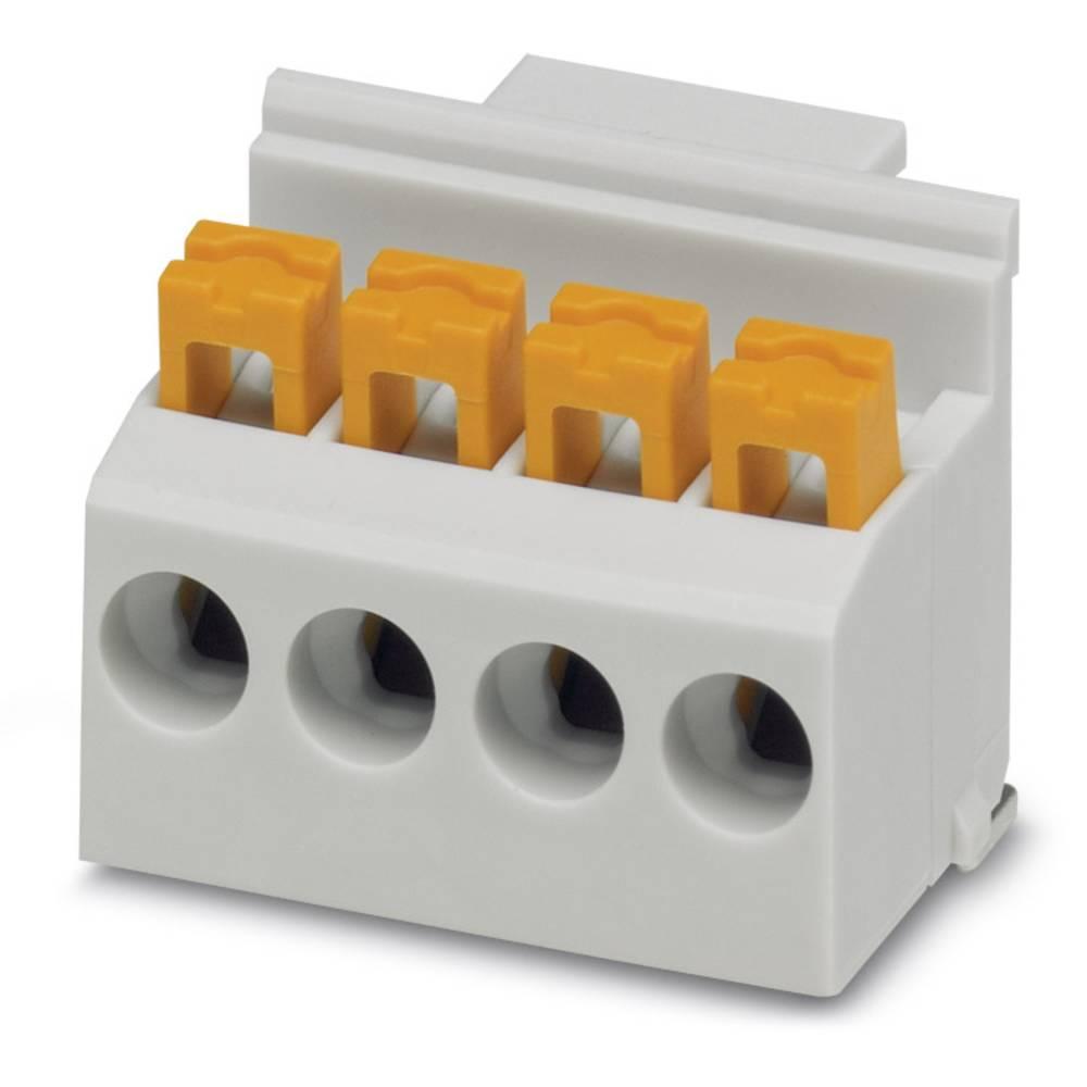 Tilslutningskabinet-kabel FKDSO (value.1360769) Samlet antal poler 4 Phoenix Contact 2200319 Rastermål: 5 mm 50 stk