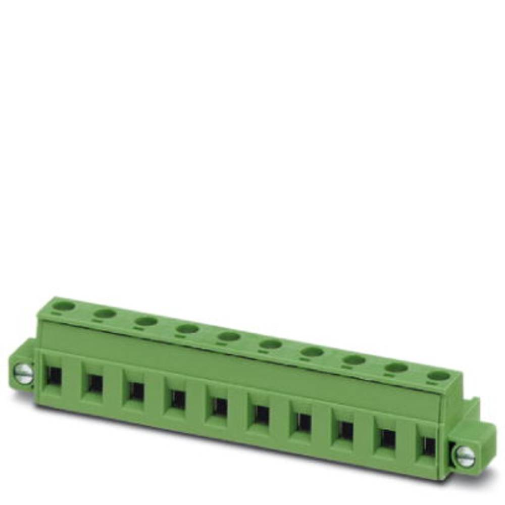 Stiftkabinet-printplade MC (value.1360607) Samlet antal poler 6 Phoenix Contact 1858439 Rastermål: 3.50 mm 50 stk