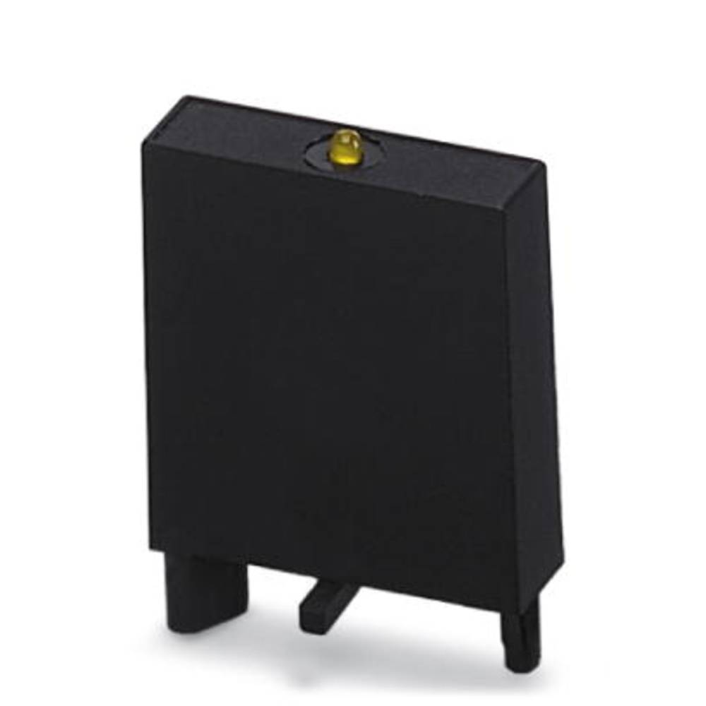Steckmodul (value.1292944) med LED, Med varistor 10 stk Phoenix Contact LDP3- 12- 24DC Lysfarve: Gul Passer til serie: Siemens B