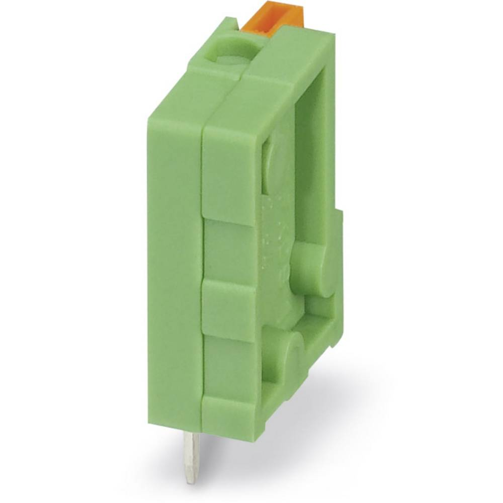 Fjederkraftsklemmeblok Phoenix Contact FFKDSA1/V-5,08 0.50 mm² Poltal 1 Grøn 250 stk