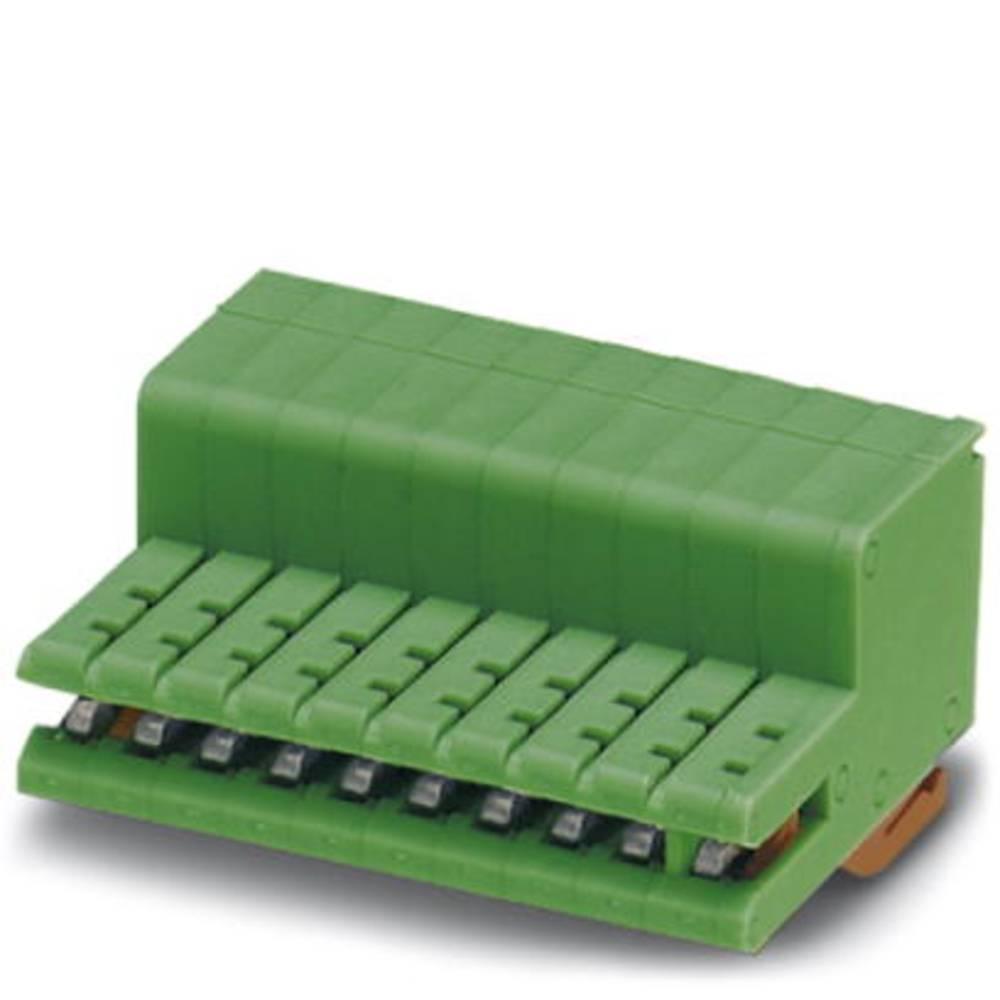 Stiftkabinet-kabel ZEC (value.1360963) Samlet antal poler 2 Phoenix Contact 1893685 Rastermål: 3.50 mm 50 stk