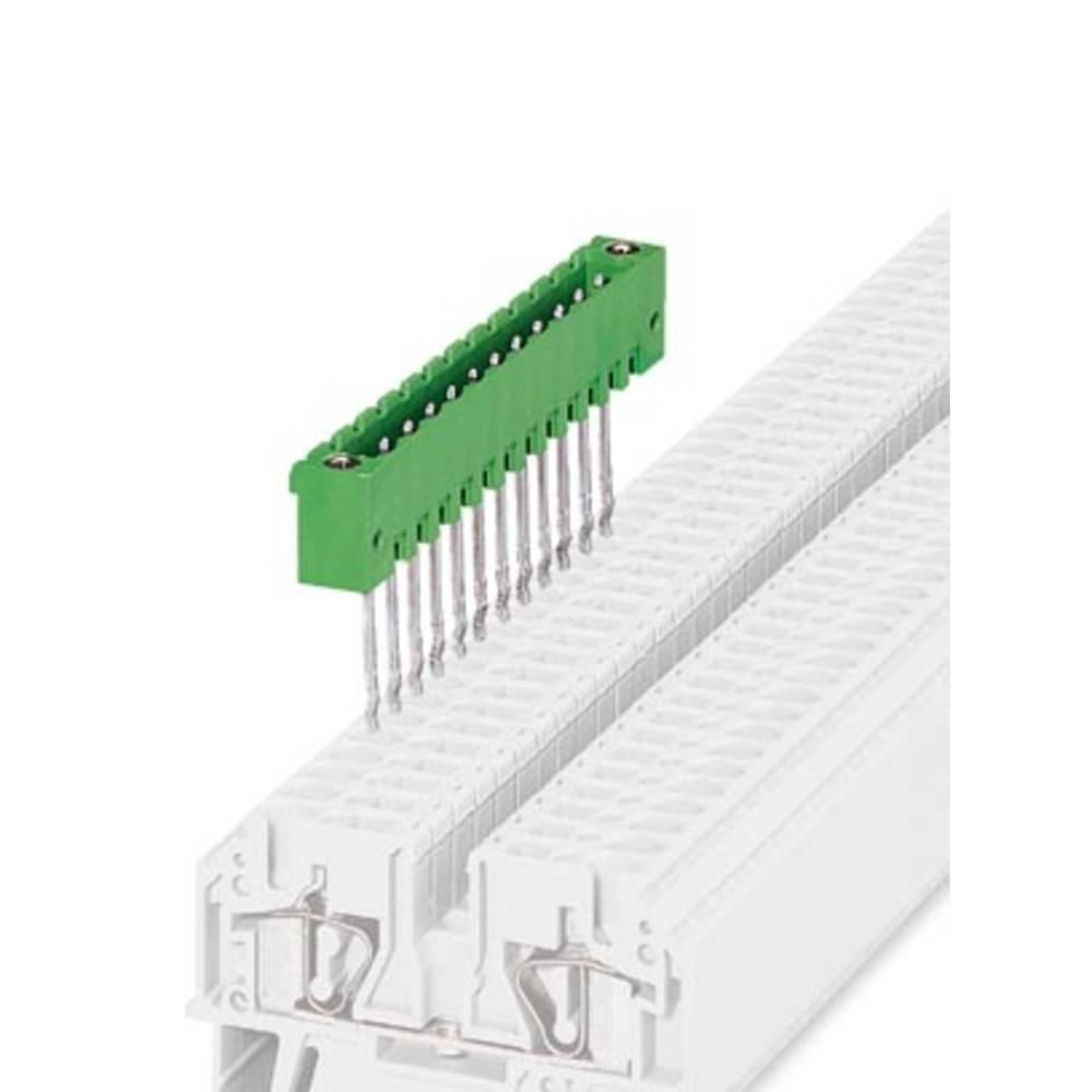 Pinsko ohišje za tiskano vezje A-MSTBV Phoenix Contact 1872606 raster: 5.08 mm 50 kosov