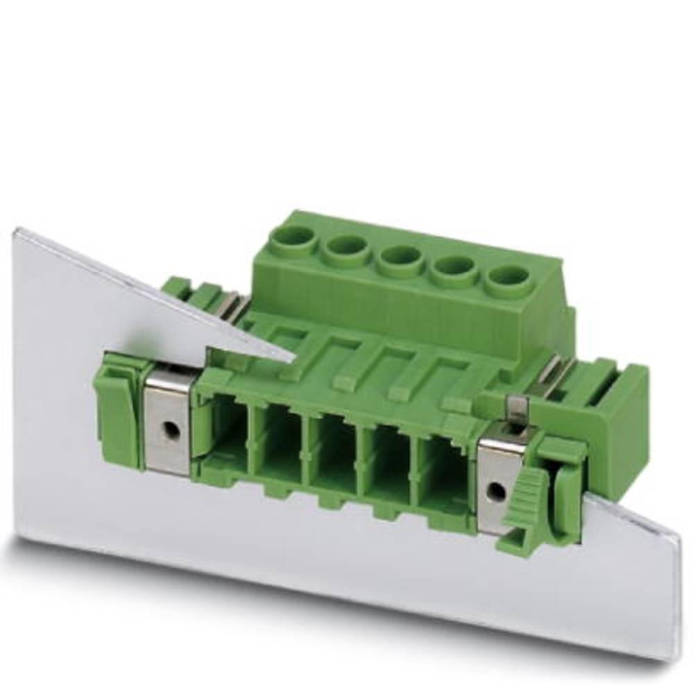 Kabelsko ohišje z moškimi kontakti DFK-PC Phoenix Contact 1716616 raster: 7.62 mm 10 kosov