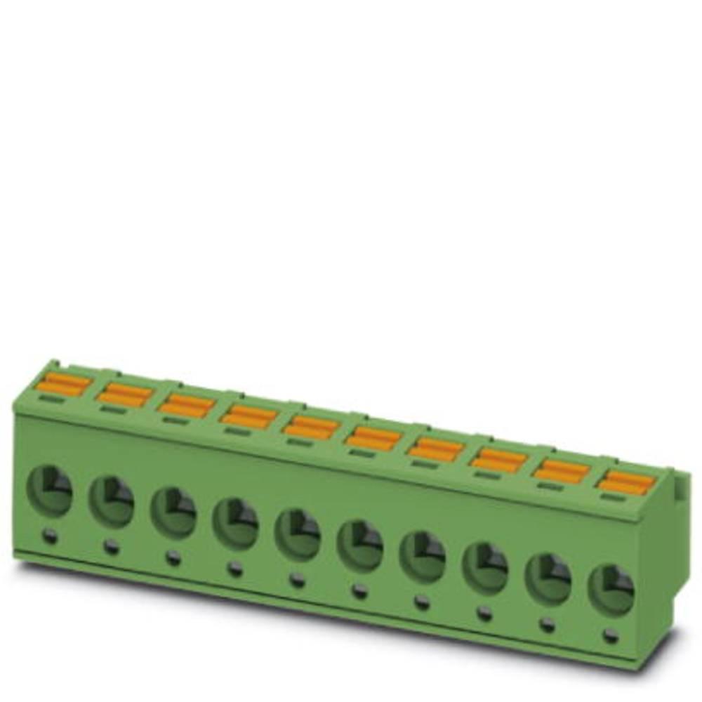 Tilslutningskabinet-kabel PTS (value.1360877) Samlet antal poler 3 Phoenix Contact 1805520 Rastermål: 5 mm 250 stk