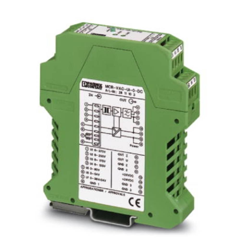 MCR-VAC-UI-O-DC - napetostni pretvornik Phoenix Contact MCR-VAC-UI-O-DC kataloška številka 2811103 1 kos