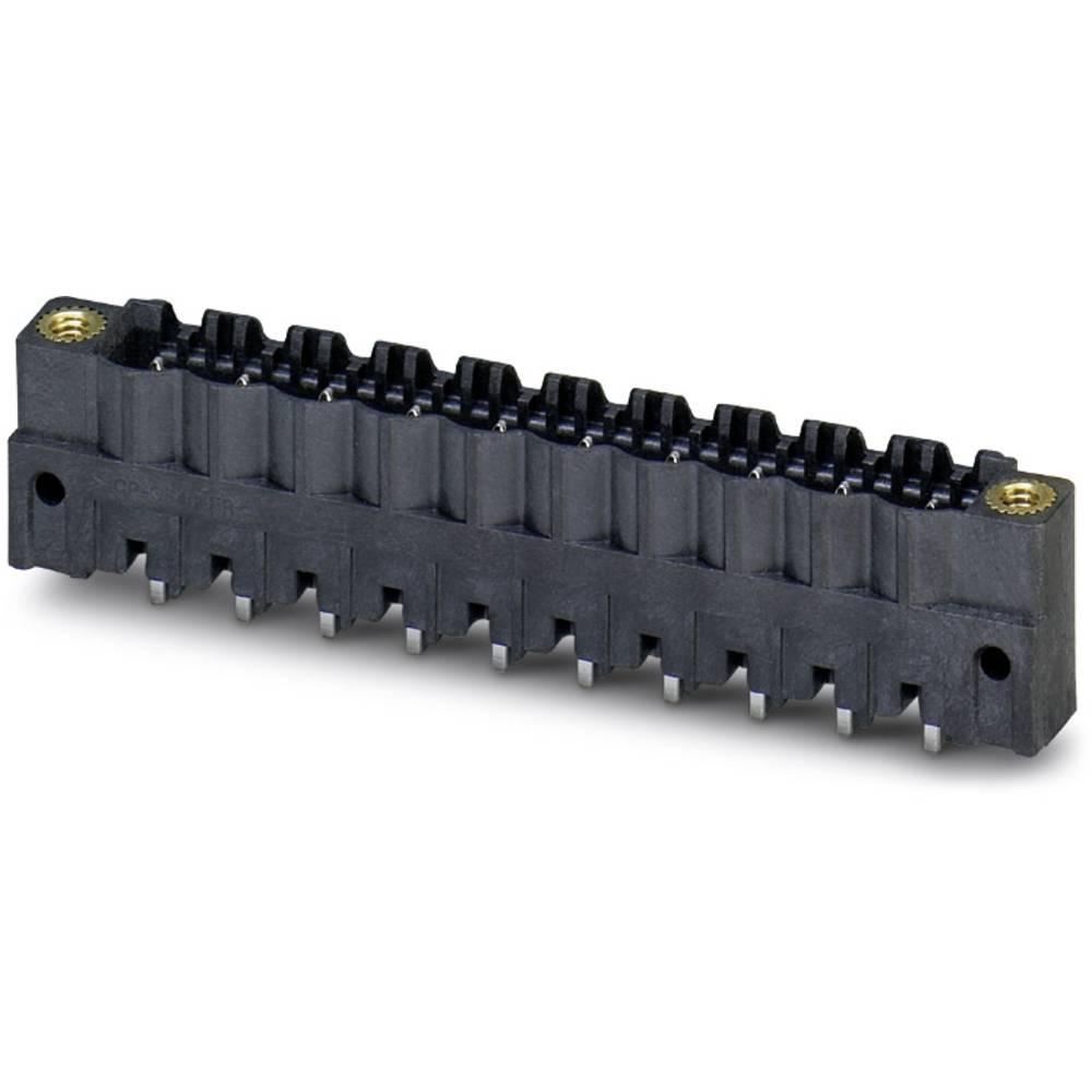 Pinsko ohišje za tiskano vezje CCV Phoenix Contact 1955633 raster: 5.08 mm 50 kosov