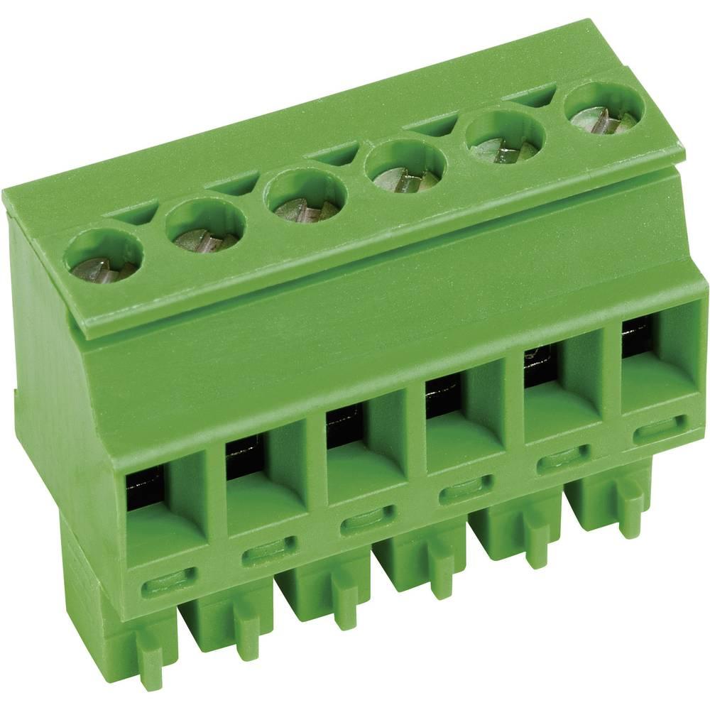 Tilslutningskabinet-kabel AK(Z)1700 (value.1360730) Samlet antal poler 10 PTR 51700100001D Rastermål: 3.50 mm 1 stk