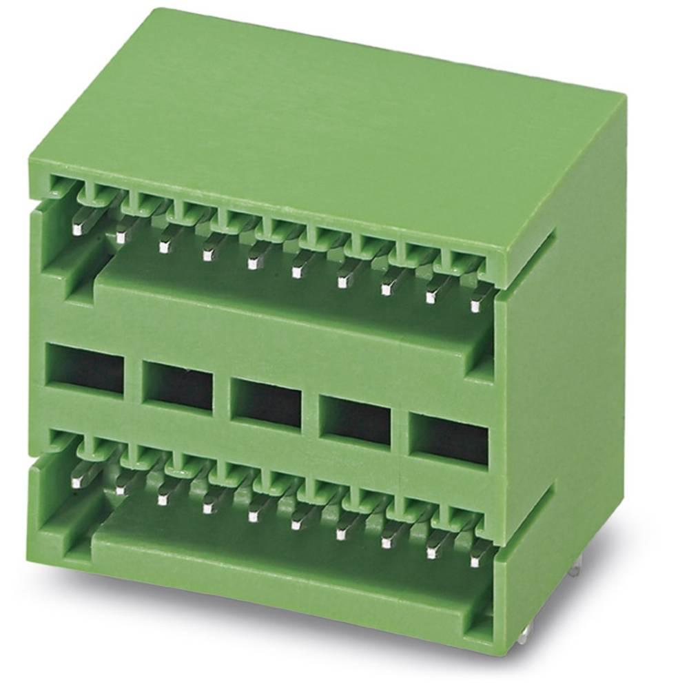 Pinsko ohišje za tiskano vezje MCD Phoenix Contact 1894888 raster: 2.50 mm 50 kosov