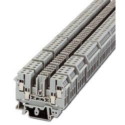 UDC RELG 3 - grundlæggende terminal Phoenix Contact UDK-RELG 3 Grå 10 stk