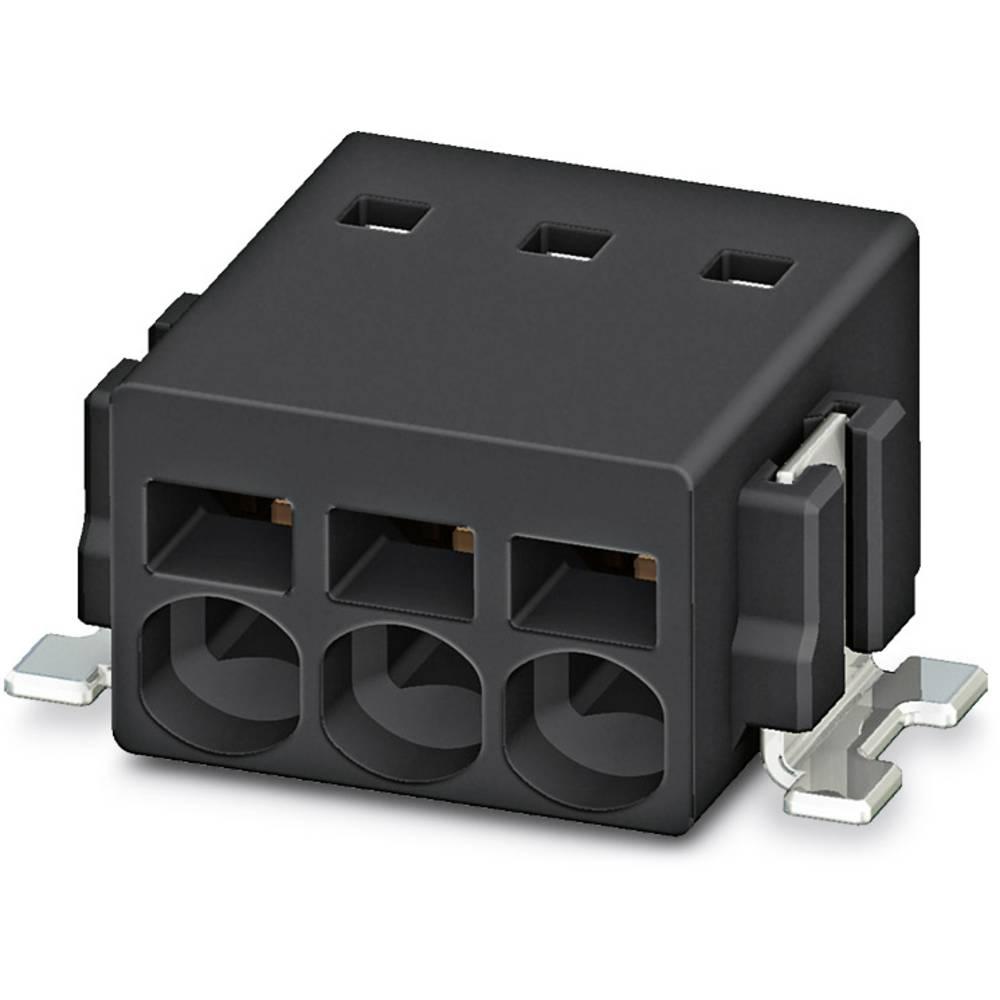 Fjederkraftsklemmeblok Phoenix Contact PTSM 0,5/ 6-2,5-H SMD R44 0.50 mm² Poltal 6 Sort 770 stk