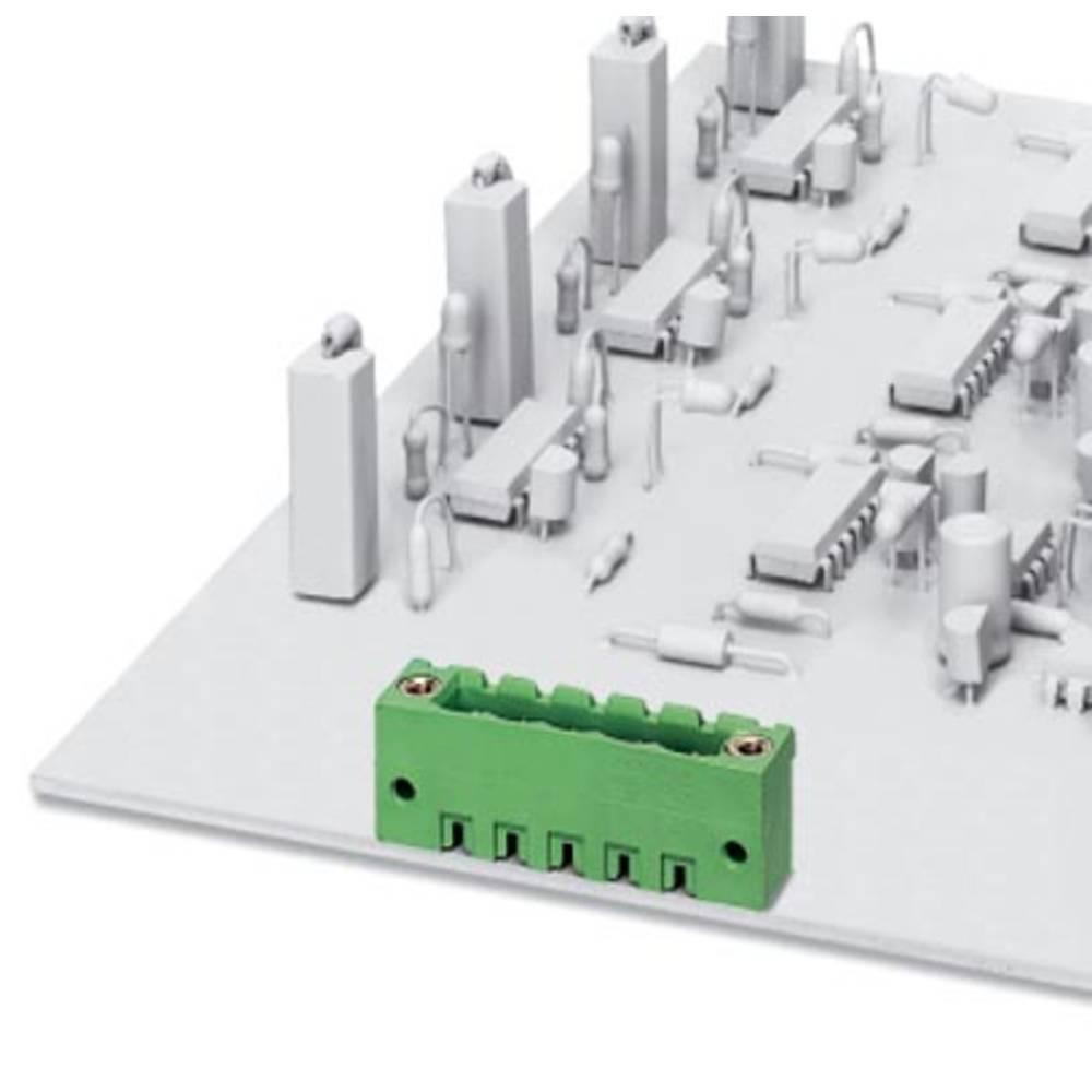 Pinsko ohišje za tiskano vezje MSTBV Phoenix Contact 1806737 raster: 5.08 mm 50 kosov