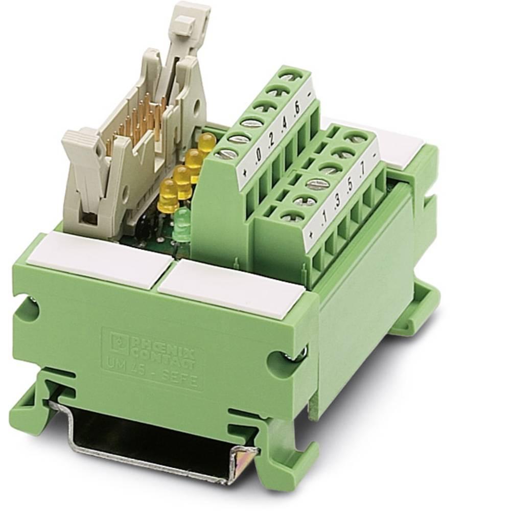 UM 45-FLK14/LA/PLC - Pasivni modul UM 45-FLK14/LA/PLC Phoenix Contact vsebina: 1 kos