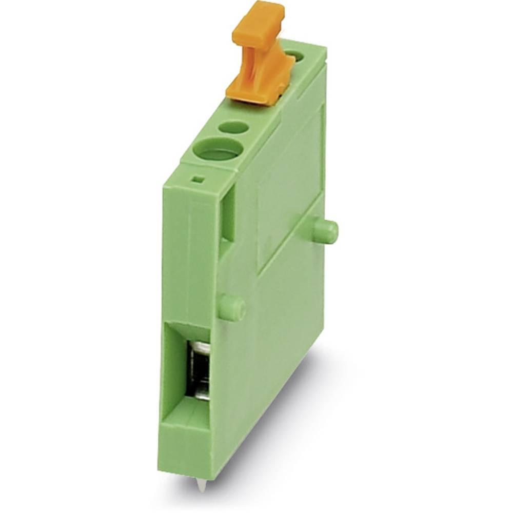 Skrueklemmeblok Phoenix Contact KDS 3-PMT 2.50 mm² Poltal 1 Grøn 50 stk