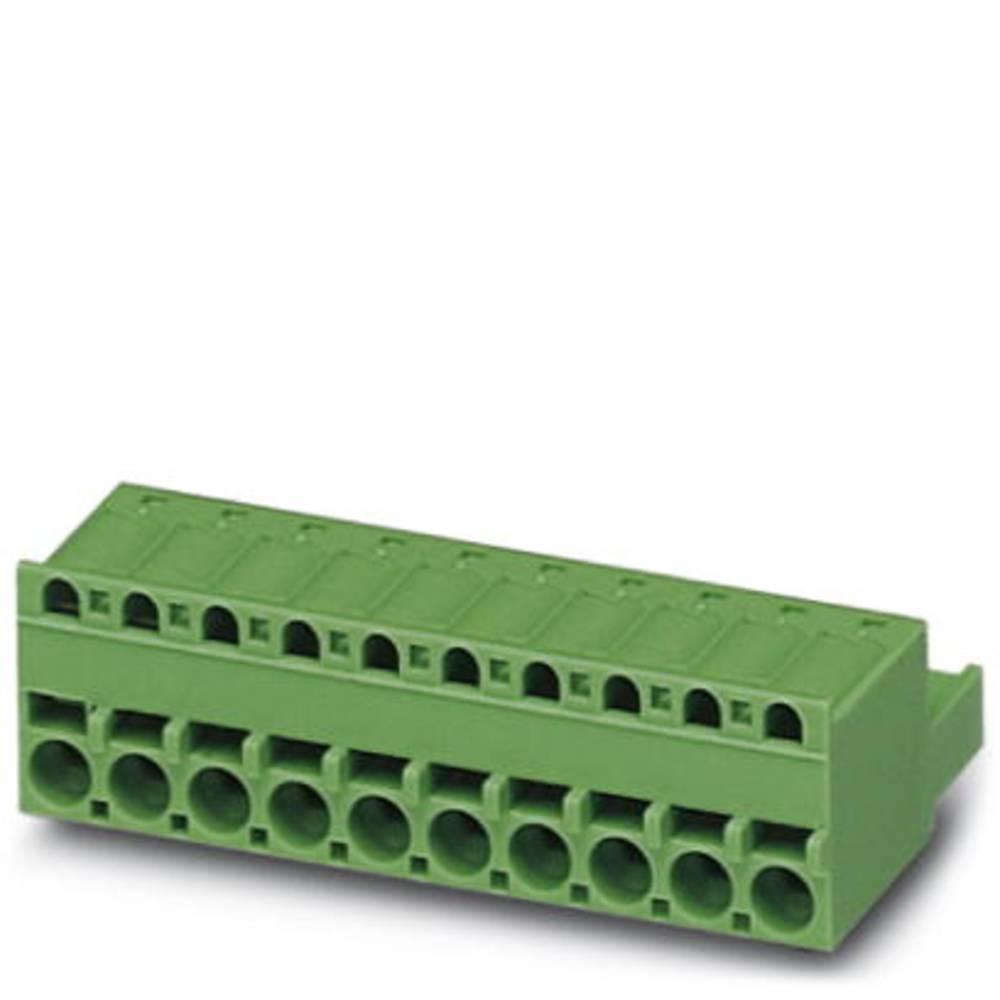 Tilslutningskabinet-kabel FMC (value.1360726) Samlet antal poler 4 Phoenix Contact 1972823 Rastermål: 3.50 mm 50 stk