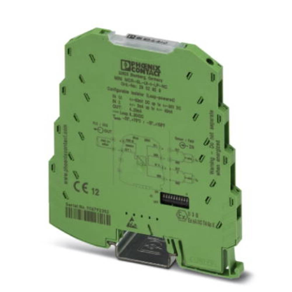 MINI MCR-SL-UI-I-LP-SP-NC - razdelilni ojačevalnik Phoenix Contact MINI MCR-SL-UI-I-LP-SP-NC kataloška številka 2902830 1 kos