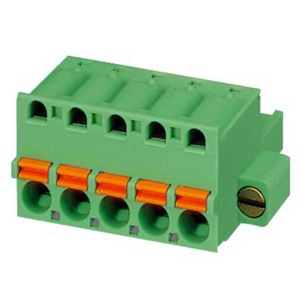 Tilslutningskabinet-kabel FKC Samlet antal poler 5 Phoenix Contact 1945672 Rastermål: 5.08 mm 50 stk