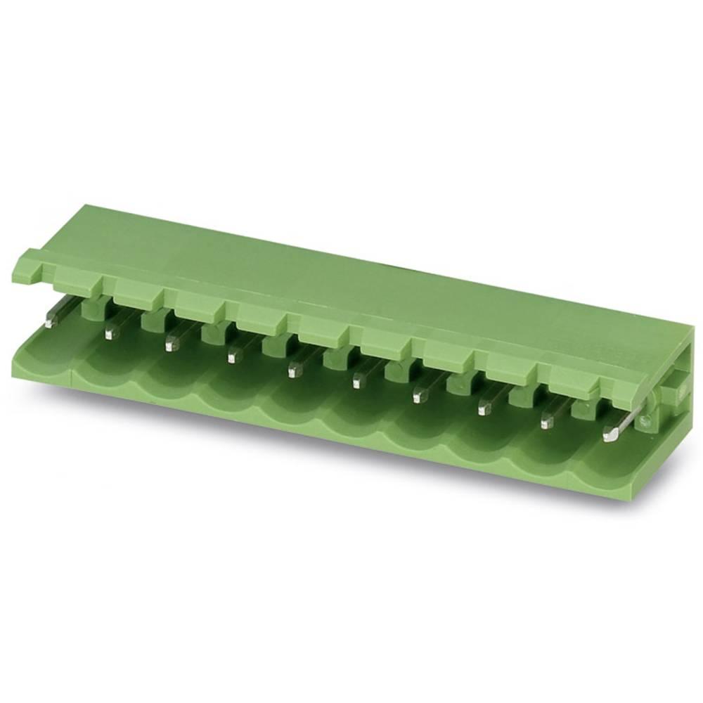 Pinsko ohišje za tiskano vezje MSTB Phoenix Contact 1759143 raster: 5.08 mm 50 kosov