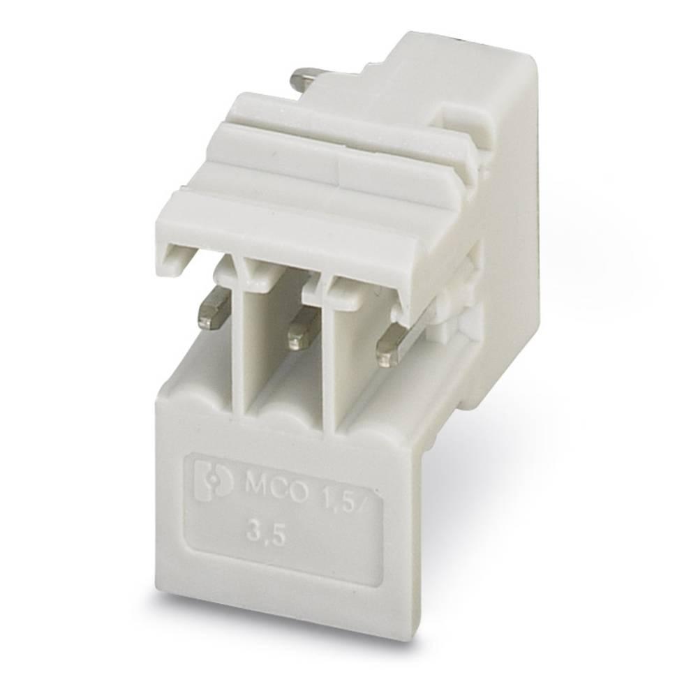 Stiftkabinet-printplade MCO (value.1360914) Samlet antal poler 3 Phoenix Contact 2278319 Rastermål: 3.50 mm 50 stk