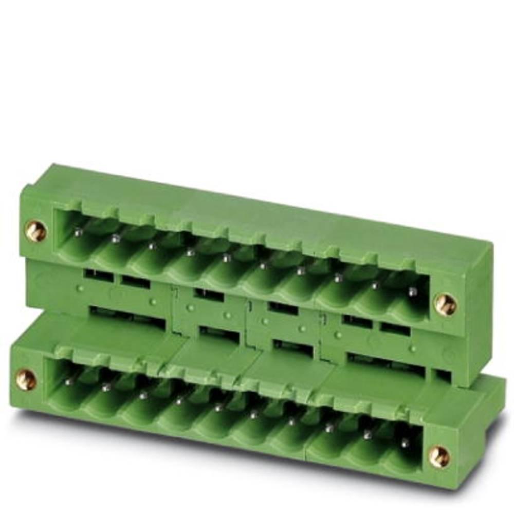 Pinsko ohišje za tiskano vezje MDSTB Phoenix Contact 1842461 raster: 5.08 mm 50 kosov