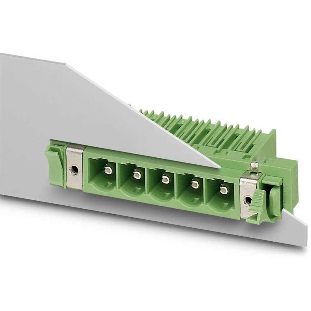 Stiftkabinet-kabel DFK-PC (value.1360671) Samlet antal poler 2 Phoenix Contact 1701537 Rastermål: 10.16 mm 10 stk