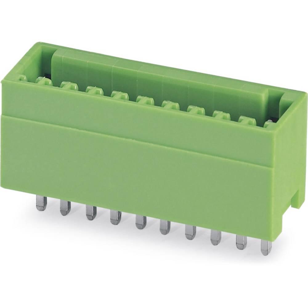 Stiftkabinet-printplade MCV (value.1361151) Samlet antal poler 8 Phoenix Contact 1881613 Rastermål: 2.50 mm 50 stk